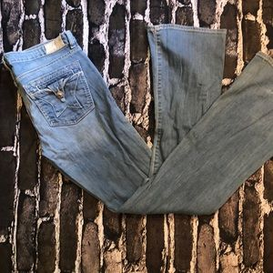 People's Liberation Jeans 👖 Size 28 ⭐️